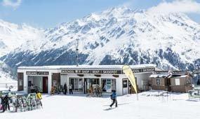 SunUp Sports Bergstation