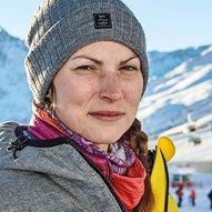 Silvia Skilehrerin