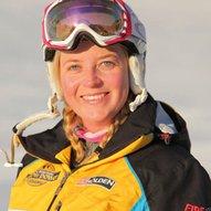 Katja Skilehrerin