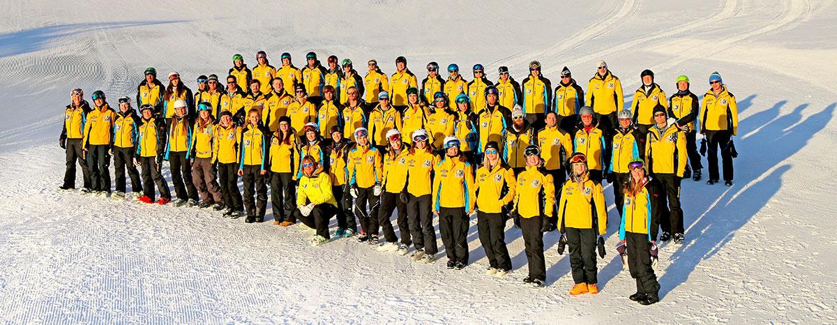 Skilehrer Team