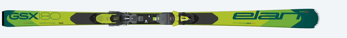 elan GSX 180 Ski