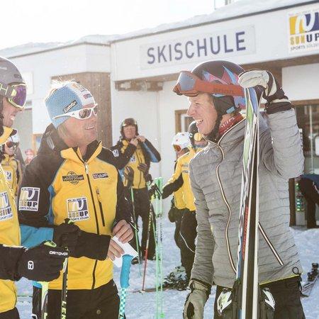 Ski Lessons Adults