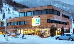 SunUp Sports base station & Yellow Power Ski School (main office)