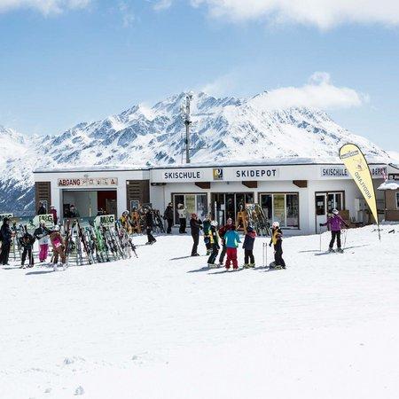 Sölden Ski Area