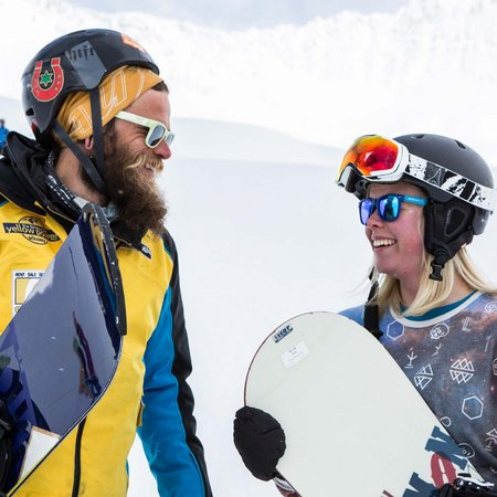 Snowboard Lessons Adults